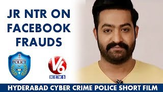 Watch Hyderabad Cyber Crime Police's special short film on Facebook...