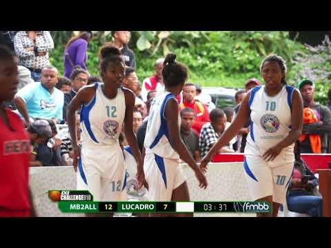 BASKET 3X3 CHALLENGE   U18 DAMES   BY LIVE SPORT MADAGASCAR