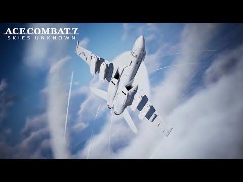 Ace Combat 7: Skies Unknown получит новое DLC к 25-летию серии