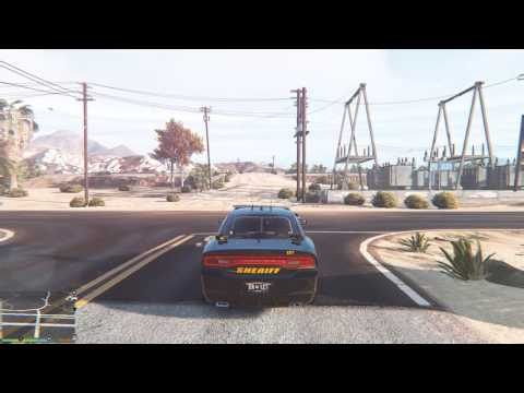 The Godfather Gaming | Los Santos Sheriff Patrol  | Lots of bumpers!!!!