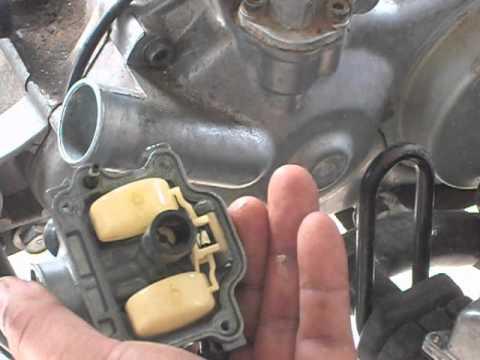Suzuki Carburetor Cleaning