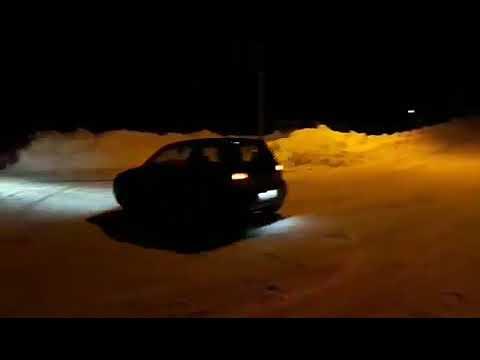 VW Lupo Drift