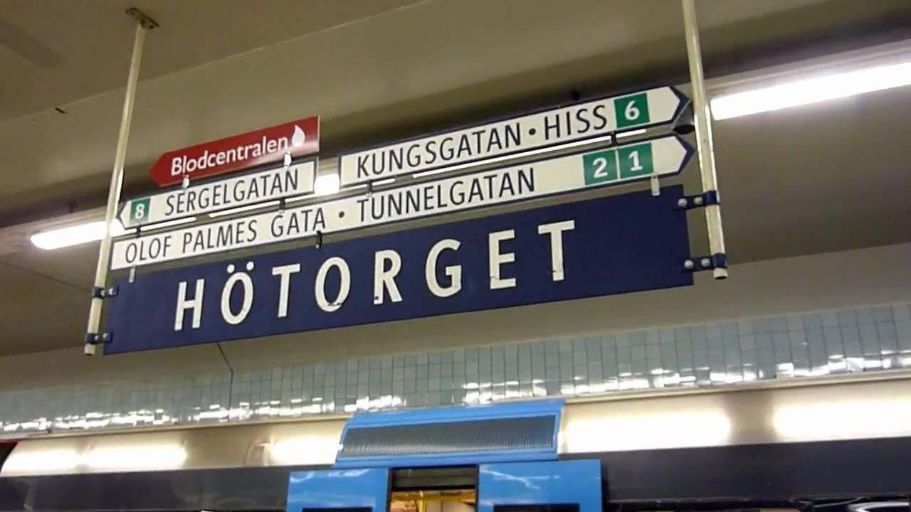 Bildresultat för tunnelbana hötorget