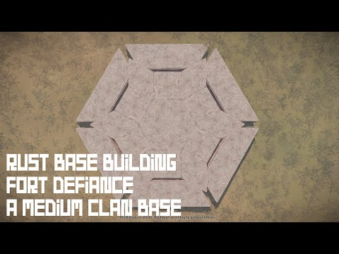 The Best Small Group Base | Fort Defiance | Rust Building