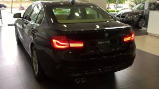 BMW 320i 2017-2018: thông số kỹ thuật, hình ảnh, giá bán