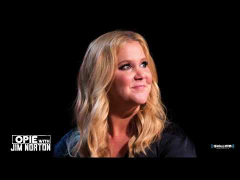 Amy Schumer Calls Out Jenny McCarthy- @OpieRadio @JimNorton @AmySchumer