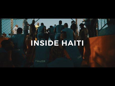 """Teaser """"Inside Haiti"""""""