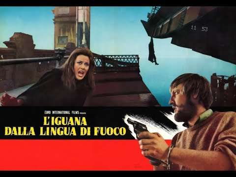 The Iguana with the Tongue of Fire - Original Italian Trailer HD (Riccardo Freda, 1971)