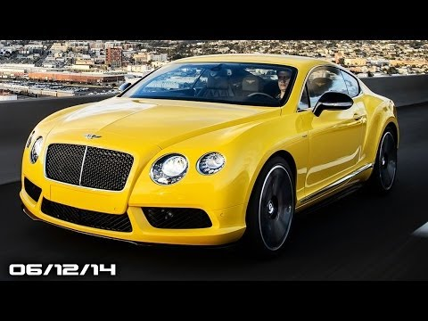 700HP Bentley Continental GT, Mercedes AMG GT Spy Shots - Fast Lane Daily