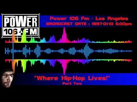 KPWR 105.9 Mhz - Power 106 - Los Angeles [1997-01-10] Part 2