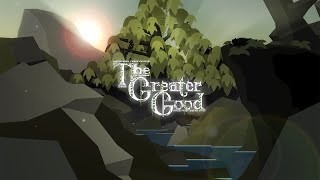 Official The Greater Good - A Modern-Throwback RPG! (by Sam Enright) Launch Trailer (iOS/Steam)