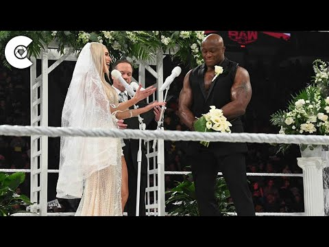 Cultaholic Wrestling Podcast #104: Was The Lana/Lashley Wedding The BEST Wrestling Wedding Ever?