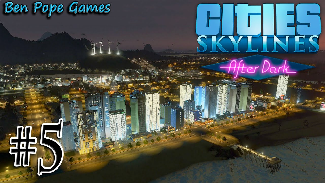 Cities Skylines More Building Style