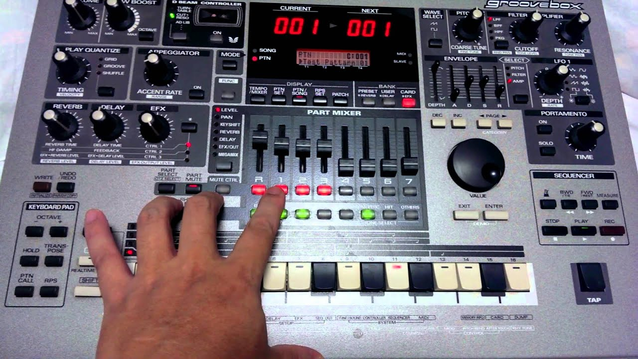 ROLAND MC 505 GROOVEBOOK EBOOK
