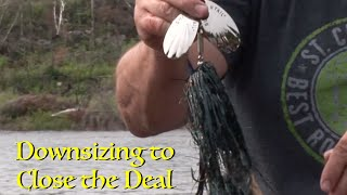 Musky! Close the Deal by Downsizing