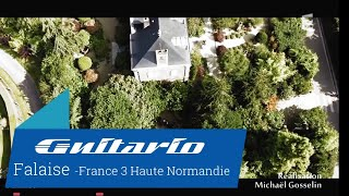 "Guitario ""Falaise""- Clip Officiel -France 3 Haute Normandie"