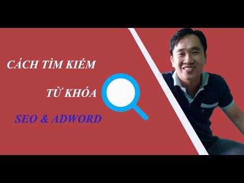 Hướng Dẫn Cách Phân Tích Chọn Từ Khóa SEO Và Adwords Bằng Keytool Và Google Keyword Planner