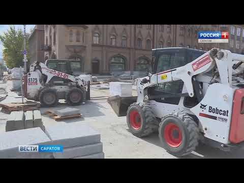 Окончание реконструкции проспекта Кирова перенесено на месяц