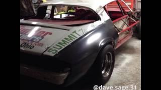 Championship Camaro build