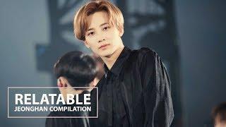 SEVENTEEN Relatable Jeonghan Compilation