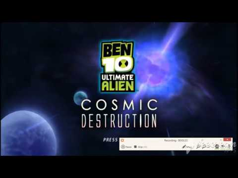 How To Download Ben 10 Cosmic Destrution In Pc / Laptop
