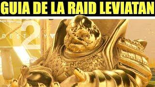 Destiny 2 - GUÍA INCURSION LEVIATAN: PARTE 2 CAMPANAS - Estanques Imperiales