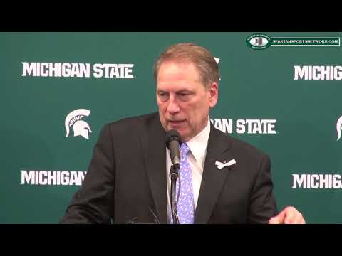 Michigan State 76 Wisconsin 61: Tom Izzo gives statement on allegations