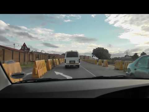DRIVE SOWETO APPROACH ZULU RADIO