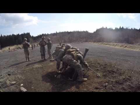 Mortar Shoot