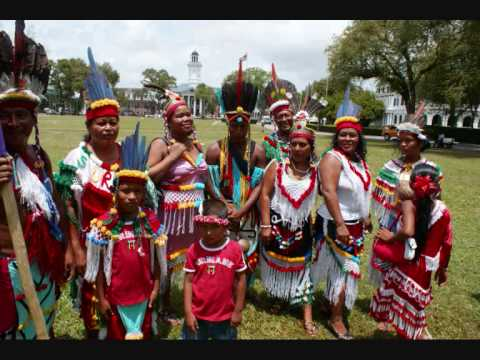 Indians of Suriname.wmv