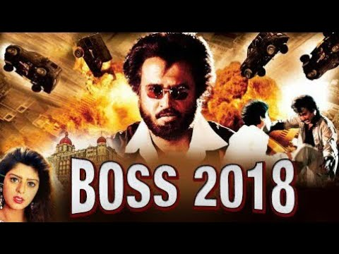 Boss 2 2018 - New Hindi Dubbed Movie 2018 | South Indian Movies Dubbed In Hindi Full Movie New