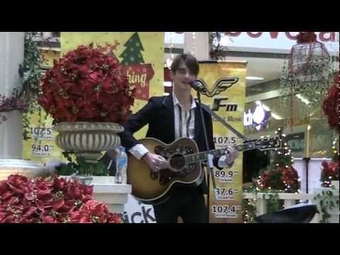 Kyle Patrick - Don't Let Me Go (acoustic) @ FlyFM Wishing Tree Fahrenheit88
