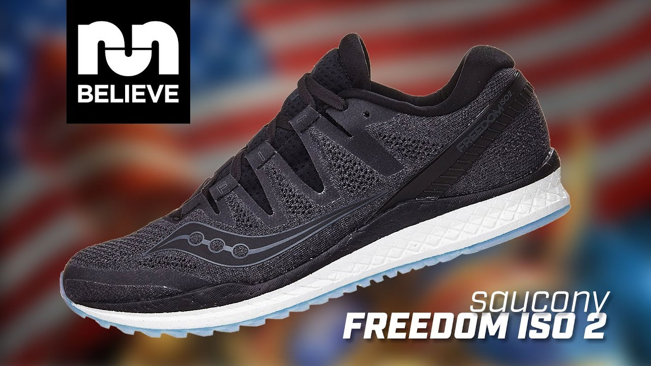 de15772ca3a3 Saucony Freedom ISO 2 Video Performance Review - YouTube