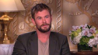 How Chris Hemsworth Really Got Into