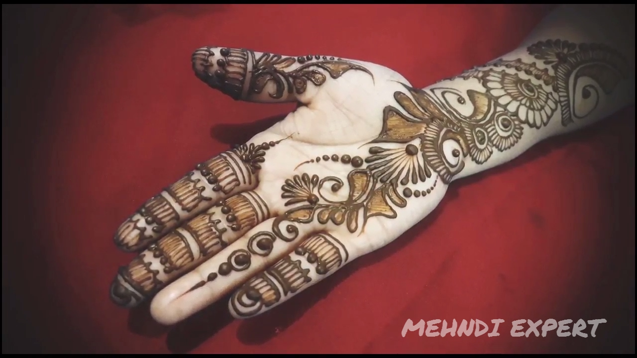 Mehndi Hands Poetry : Mehendi henna hand design art pretty poetry by h