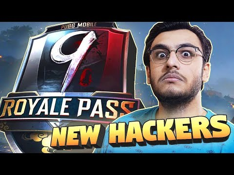 PUBG MOBILE LIVE: SASTA HACKER NOOB | SEASON 9 ROYAL PASS RANK PUSH | NEW UPDATE | RAWKNEE
