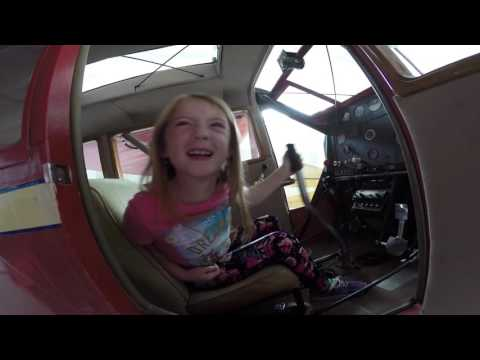 Touring the Curtiss Robin Mid America Flight Museum