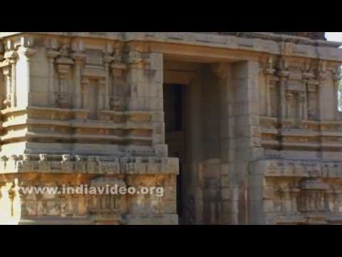 Gateways of Vijaya Vittala temple