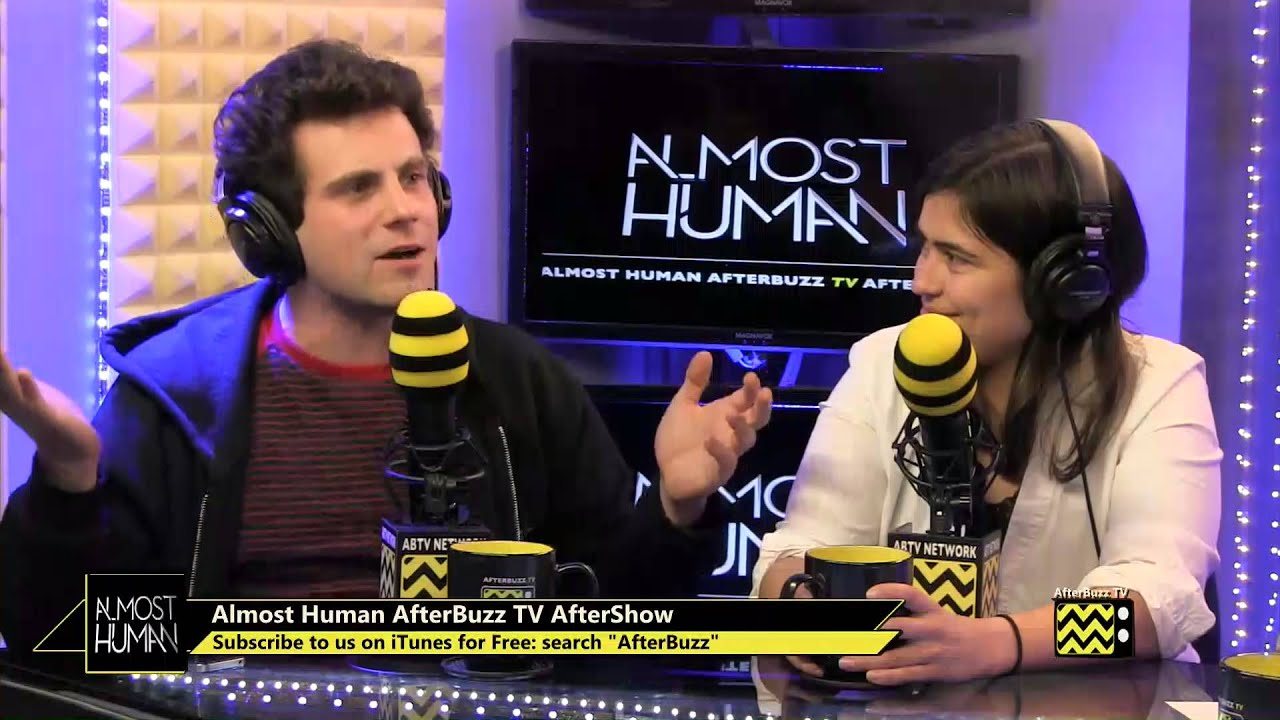 """Download Almost Human After Show Season 1 Episode 9 """"Unbound"""" 