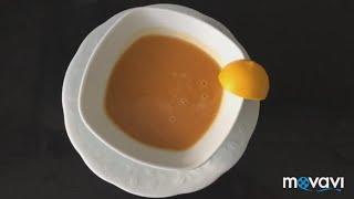 Овощной суп с красной чечевицей Mercimek çorbası