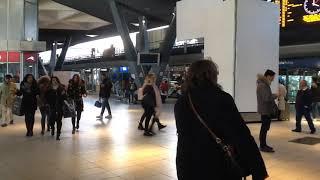 Вокзал Неаполя - Napoli Centrale.