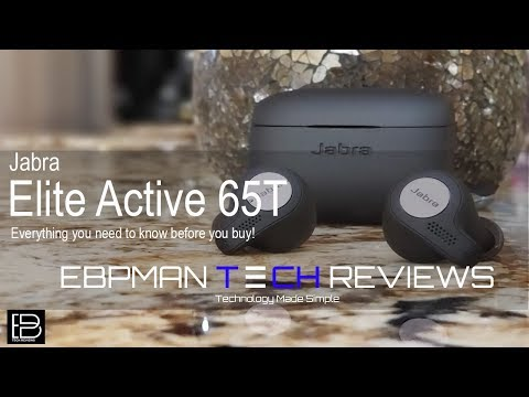 Hands On Jabra Elite Active 65t - In Depth Review with Call