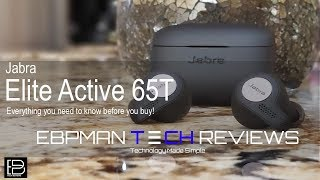 Hands On Jabra Elite Active 65t - In Depth Review with Call Quality Test