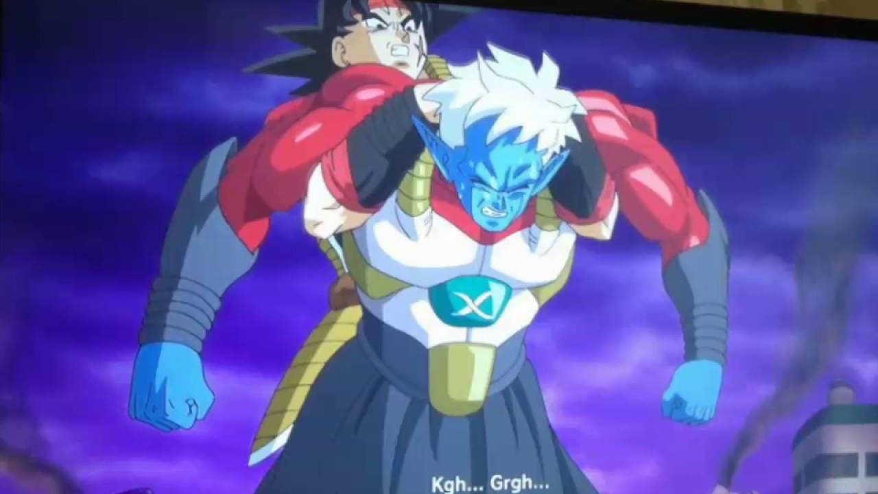 Dragon Ball Xenoverse 2': Hit vs Future Trunks Gameplay