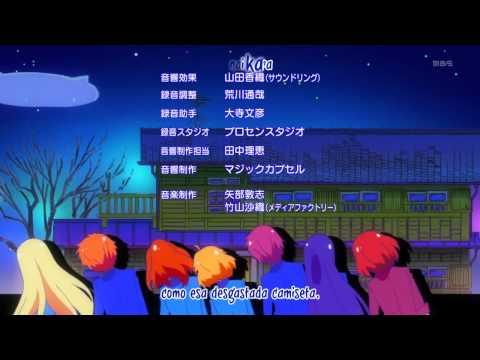 Sakurasou no Pet na Kanojo ED 2 Sub Español