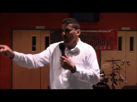 "Rick Cartagena ""Jesus Will Miraculously Transform You"""