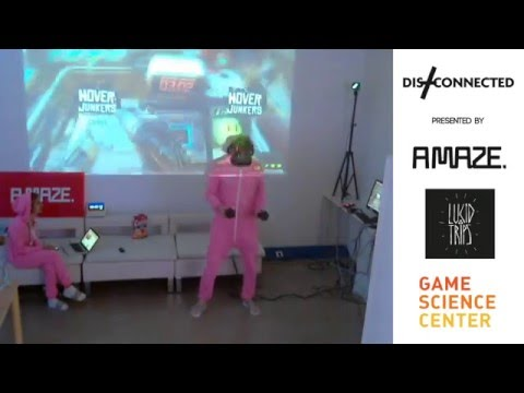 Livestream from Game Science Center Berlin