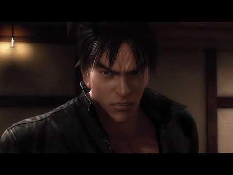 3d Ver Tekken Blood Vengeance Trailer Youtube