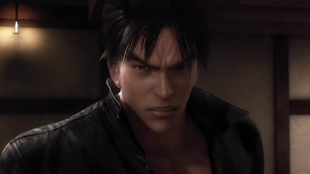 Tekken Blood Vengeance Jin Vs Heihachi Mishima Youtube