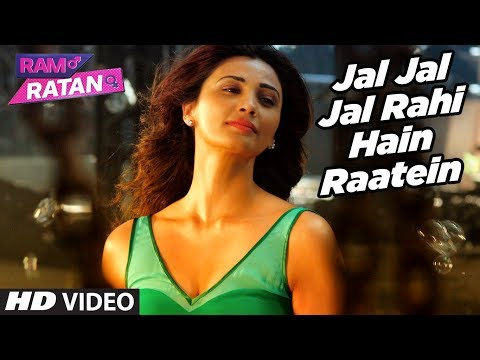 Jal Jal Jal Rahi Hain Raatein Song Lyrics From Ram Ratan